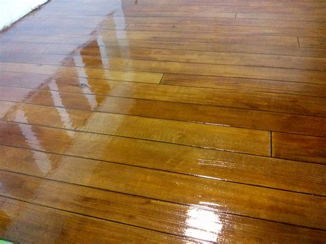 Concrete Wood   High Traffic Flooring: Serving Dayton