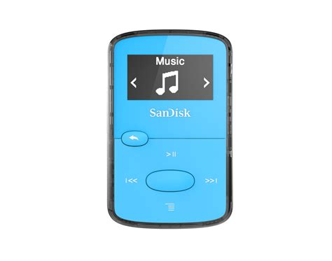sandisk clip jam mp3 player mustek
