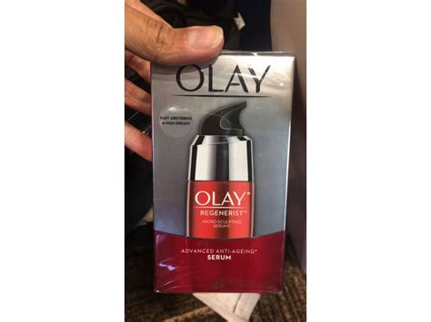 Olay Serum Anti Aging olay regenerist advanced anti aging serum 50 ml