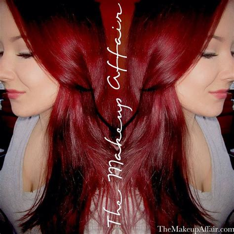 loreal hicolor copper red on dark hair loreal excellence hicolor for dark hair only permanent