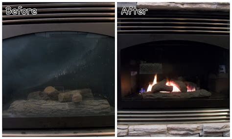 Home Is Where My Heart Is Spring Cleaning The Gas Fireplace Gas Fireplace Cleaners