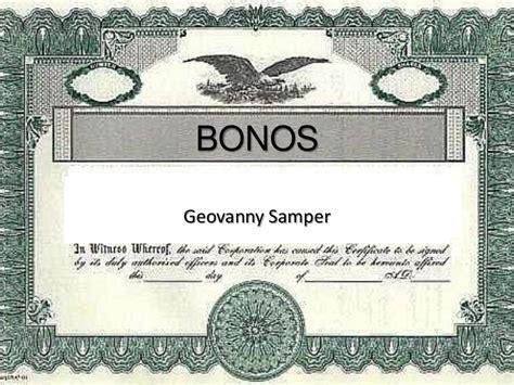 bonos de deuda el economista valuaci 243 n de bonos rankia