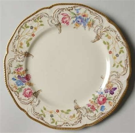 classic china patterns quot pompadour quot china pattern from rosenthal tableware