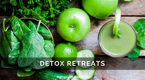 Juice Detox Retreat California by Detox Spas Retreats And Programs Juicing Cleansing