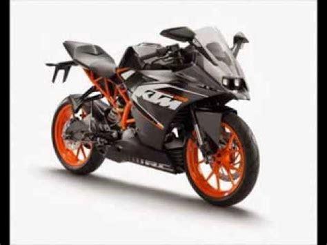 Motorrad 125 Supersportler by Ktm 125ccm 2014 Youtube