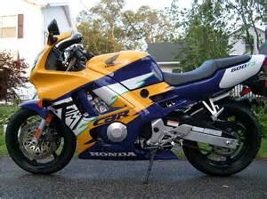 1996 Honda Cbr 600 F3 1996 Honda Cbr600f3 Left Side Sportbikes For Sale