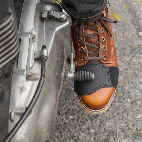 motorcycle boot protector motorcycle shifter shoe boot protector town moto