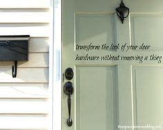 Spray Paint Door Knobs Without Removing by Paint Door Knobs On Rubbed Bronze Paint