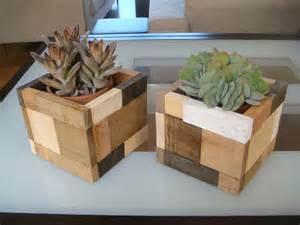 Wooden Plant Pots Chandeliers Pendant Lights