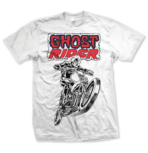 T Shirt Rock In Riders Clothing official ghost rider t shirt 206272 buy on offer