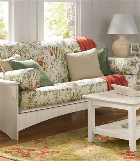 cottage futons cottage futon perfect for guests my coastal living