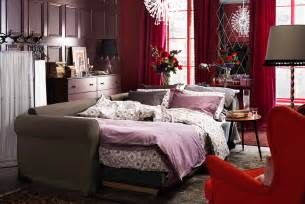 Living Room Bedroom 45 Ikea Bedrooms That Turn This Into Your Favorite Room Of