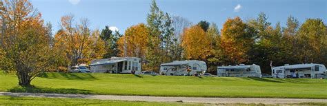 Vermont Cgrounds With Cabins by Vermont Cgrounds Cing In Vermont Vermont Rv Parks