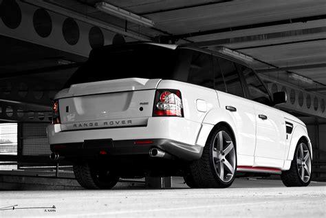 kahn range rover sport project kahn 2011 range rover sport davis mark ii