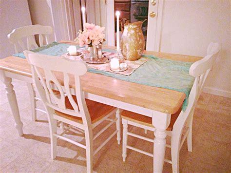 shabby chic kitchen table shabby chic kitchen table casa pinterest