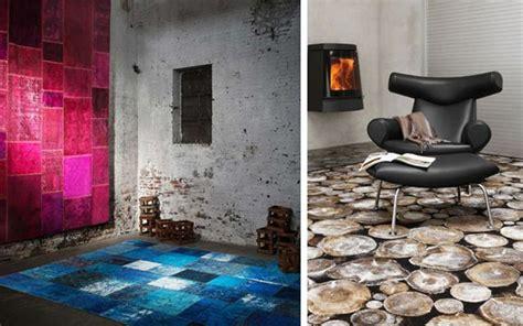 alfombras modernas como elemento decorativo