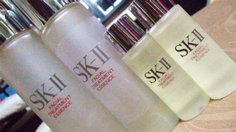 Sk Ii Treatment Essence Review nurul and my review sk ii treatment essence