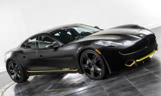 Electric Car Karma Price The Fisker Karma In Hybrid Will Be Resurrected As The