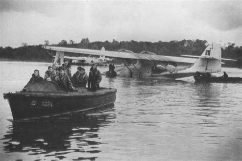 german u boat bases in ireland castle archdale flying boat base gi trail ni discover