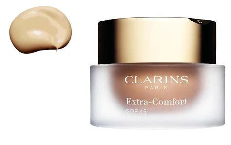 clarins foundation extra comfort clarins extra comfort base de maquillaje spf 15 30 ml