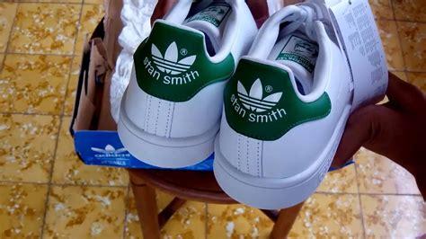 Adidas Stansmith Sepatu Cewek 1 sepatu sneakers adidas stan smith white m20324 unboxing