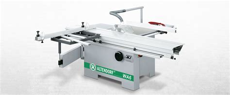 Used Altendorf Sliding Table Saw F45 F90 Wa 80 More