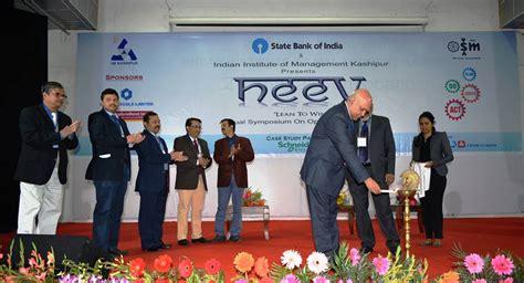 Mba In Kashipur by Iim Kashipur Hosts Annual Symposium Neev