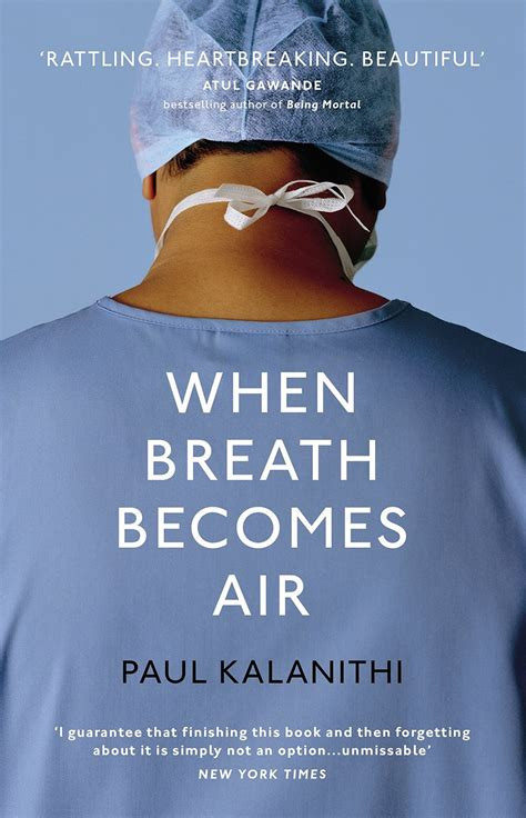 random things through my letterbox when breath becomes air by paul kalanithi