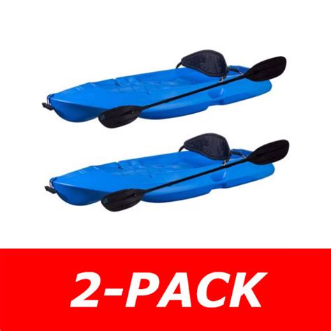 lifetime 2 pack 90112 blue lotus kayak sale with fast
