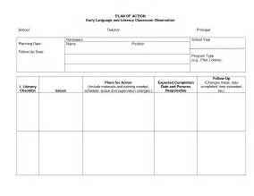 lesson plan observation template best photos of preschool observation templates
