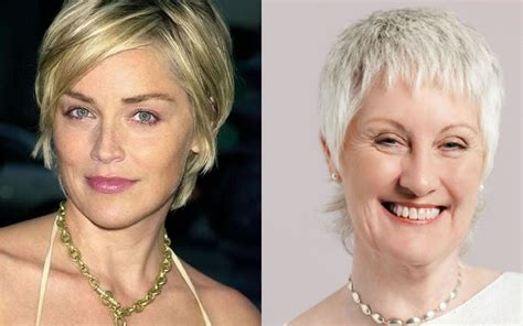 short haircuts for older women 2018 2019 short haircut images for older women pixie bob fine hair