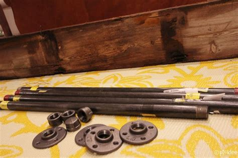 diy iron pipe table legs pin by lori burkheimer on so crafty