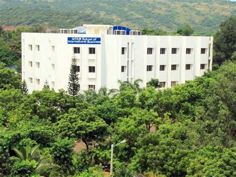 Gitams Vizag Mba by Gitam School Of International Business Offers Mba
