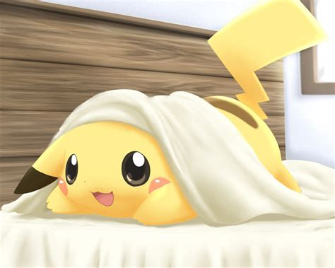 pikachu bed sshhh pikachu s sleeping by chibiartist99 on deviantart