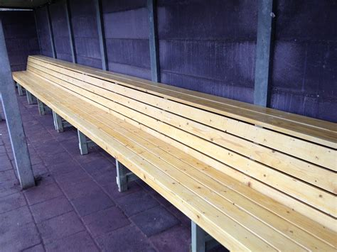 baseball benches building baseball dugout benches youtube