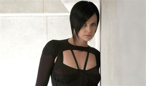aeon flux black woman s hairstyle movie star character collectibles blog top sexy female