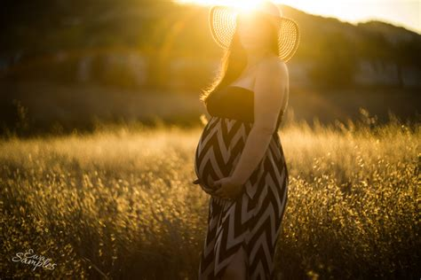 Wine Glass by Golden Hour Maternity Session San Jose Cupertino Sunnyvale