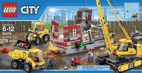 Demolition Site Lego 60076 City toys n bricks lego news site sales deals reviews