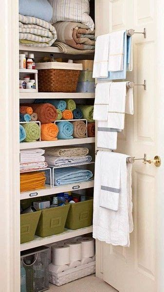 organize towels linen closet organizing your linen closet closet organization towels