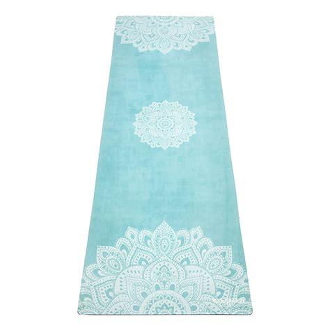 yoga design lab uk combo mat mandala turquoise