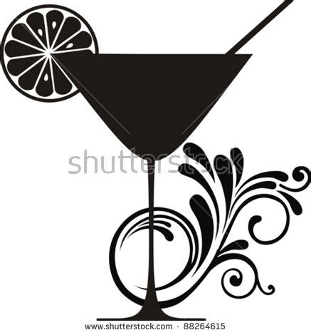 drink svg stock images similar to id 135277031 vector black