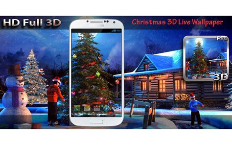 christmas wallpaper google play christmas 3d live wallpaper android apps on google play