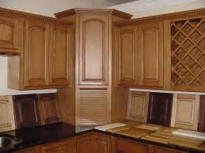 kitchen corner hutch cabinets corner kitchen cabinets designs decobizz com