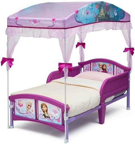 Frozen Toddler Bed With Canopy Disney Frozen Toddler Chair Canopy Bed Giveaway