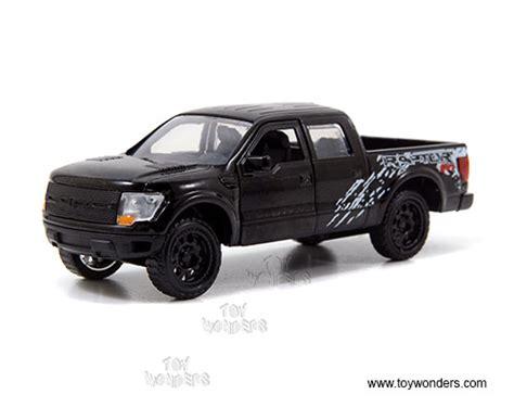Ford F150 Raptor Hitam Diecast Kinsmart 132 2011 ford f150 svt raptor by toys just trucks