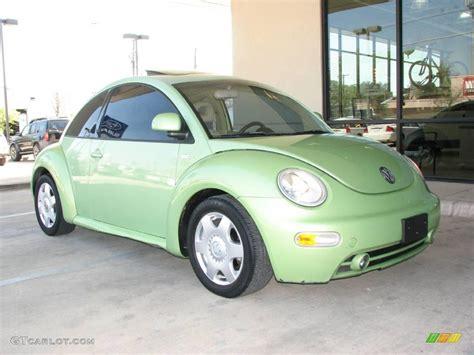 green volkswagen beetle 2000 green volkswagen new beetle gls tdi coupe 5519809