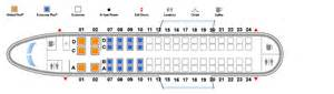 air canada e90 seat map embraer emb 170 e70 united airlines