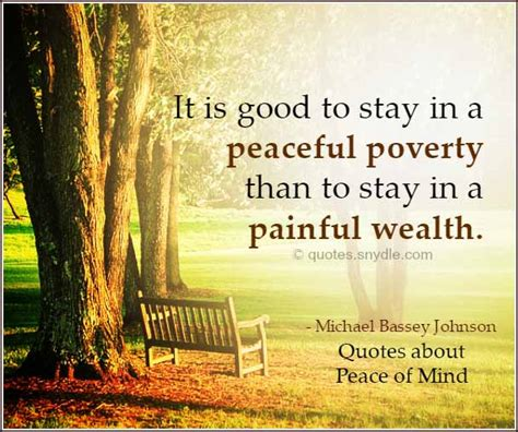 Stay Peaceful Quotes 64 best peace of mind quotes and sayings