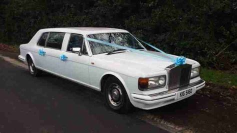Wedding Car For Sale by Rolls Royce Stretched Limousine Ideal Wedding Car Car For