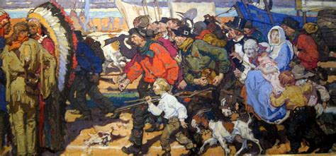 K Painting Denver by Denver Civic Center Denver Museum Dean Cornwell S